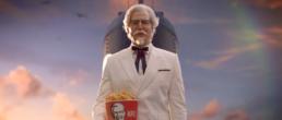 Mornet-Landa KFC - Colonel Sanders's arrival 2018