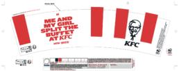 Mornet Landa - KFC bucket bangers - BAT